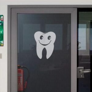 Zahnaufkleber kids in positiver Darsstellung
