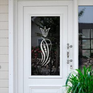 Glasdekor für Türen Nadine