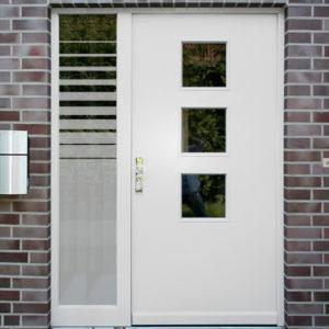 Sichtschutzfolie für Haustür Seitenteile köln