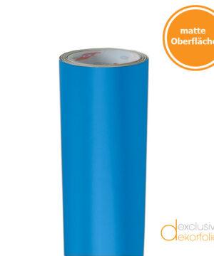 farbige Klebefolie matt blau