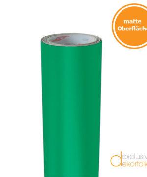 grüne Klebefolie matt