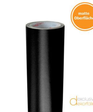 schwarze Klebefolie Ral 9005