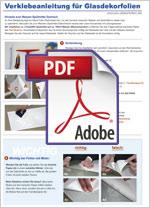 Montageanleitung Fensterfolie als pdf Datei