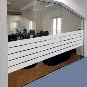 Sichtschutzfolie als Bürosichtschutz Berlin