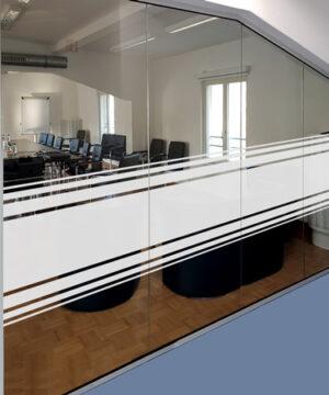 Sichtschutzfolie für Büros Mailand